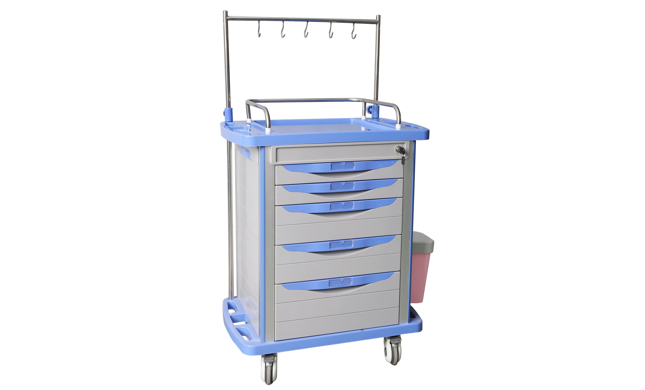 DW-IT004 Infusion trolley