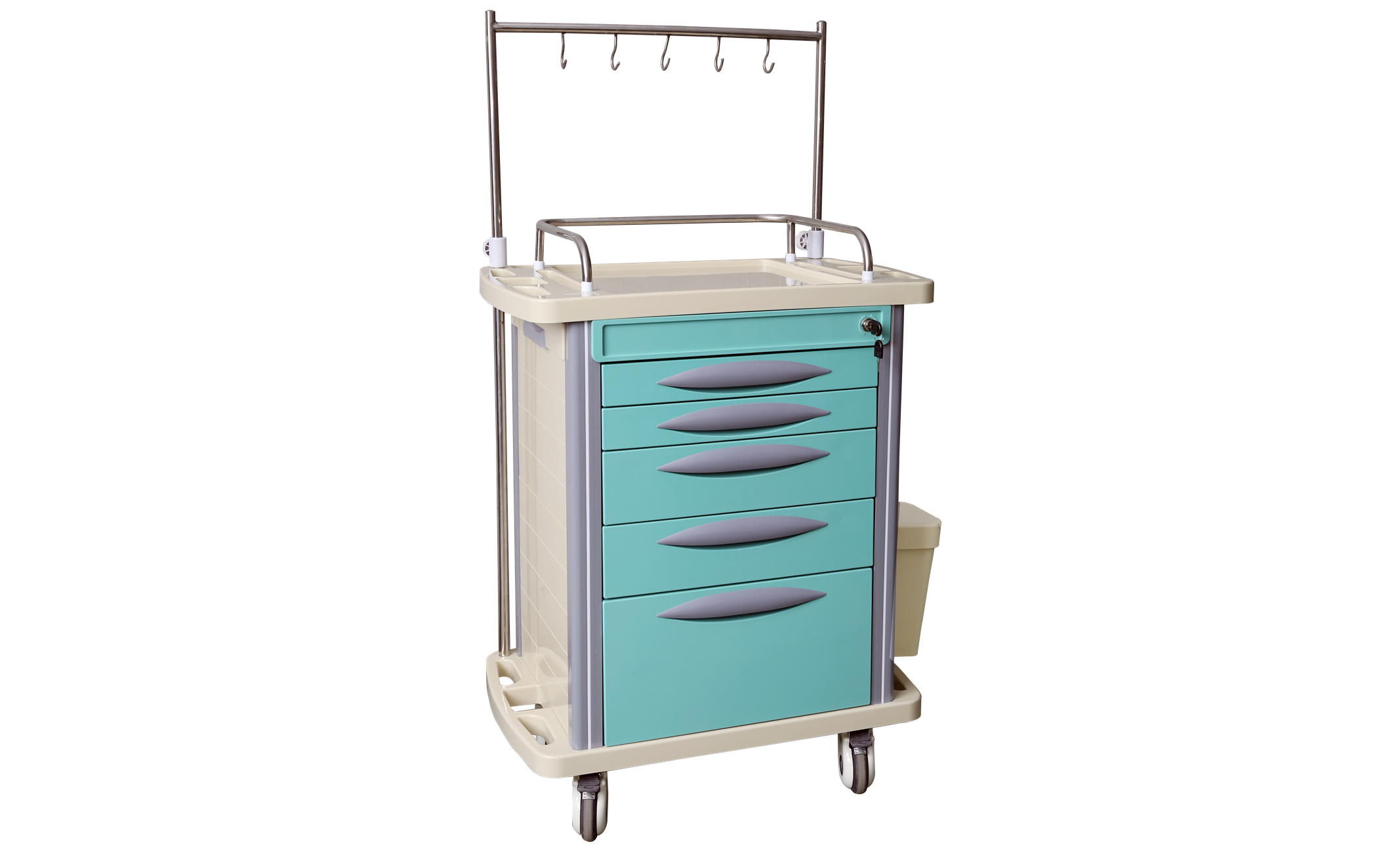 DW-IT008 Infusion trolley