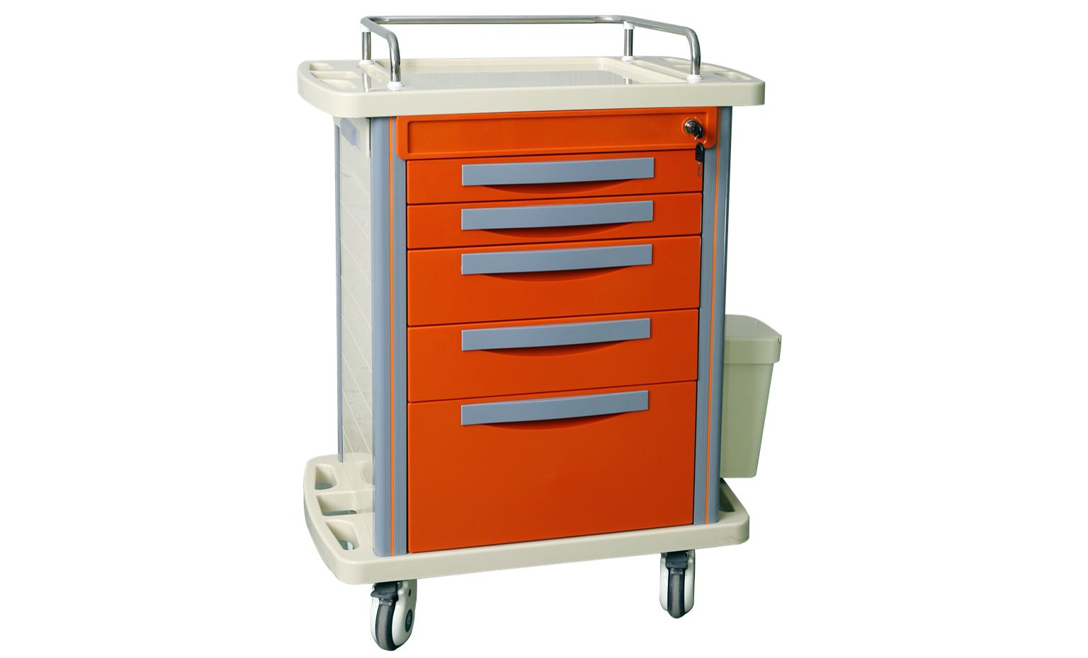 DW-MT 007 Medicine trolley