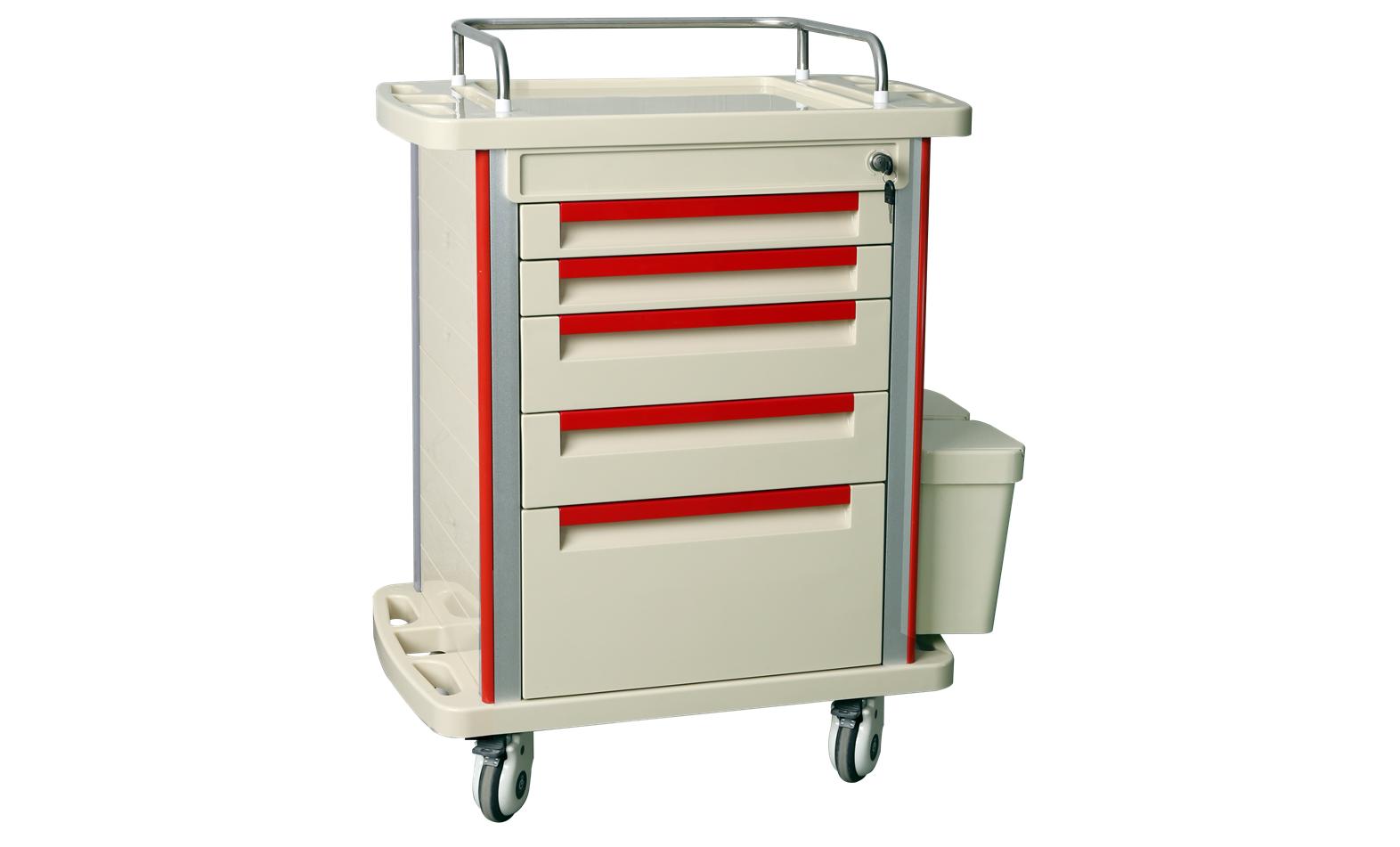 DW-MT 004 Medicine trolley