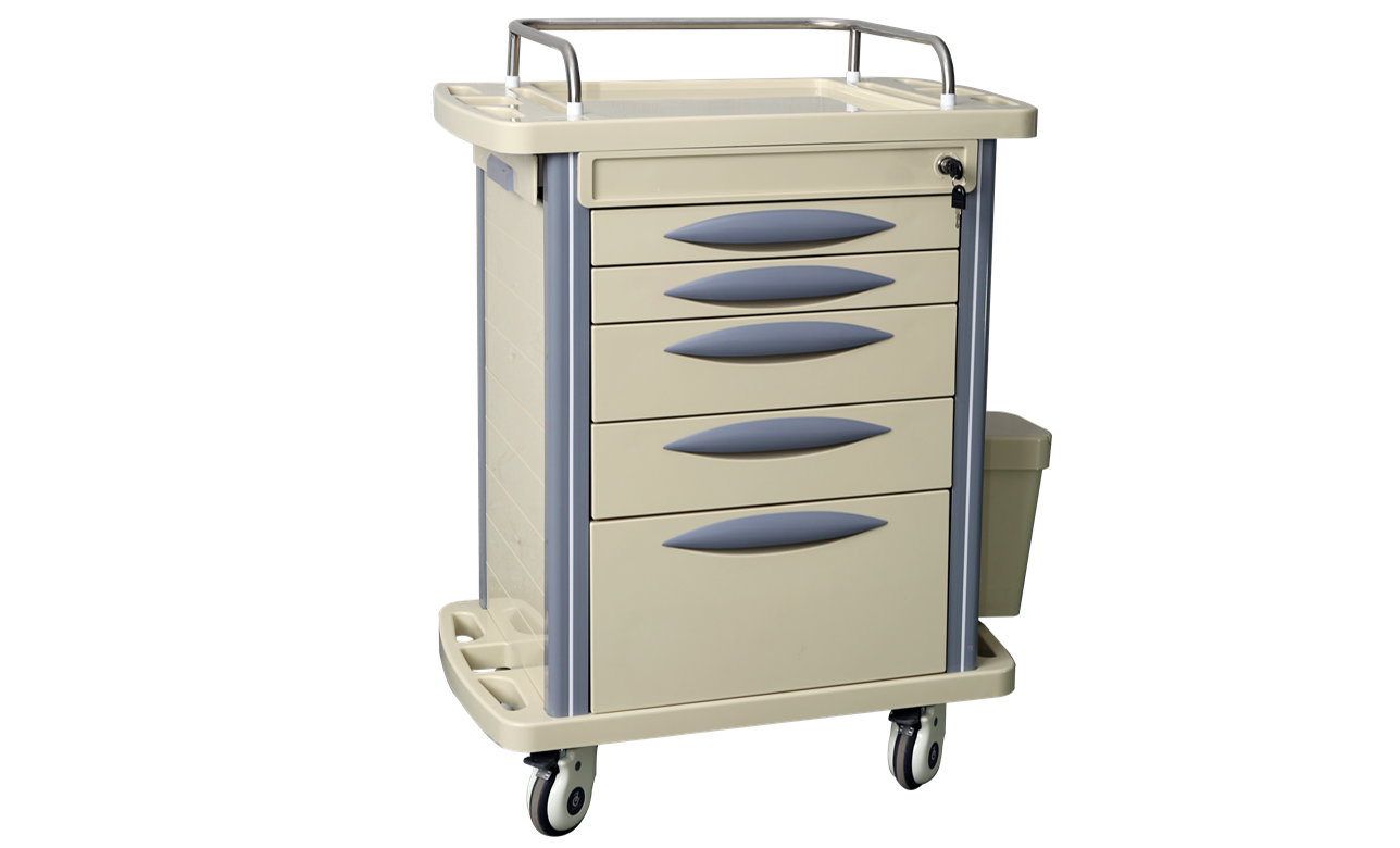 DW-MT 0010 Medicine trolley