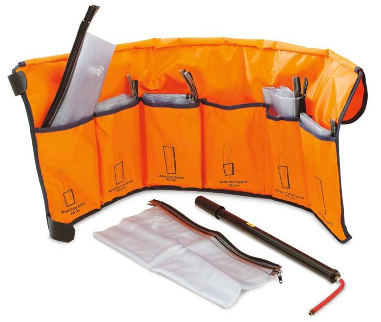DW-AS001 Emergency Protection Body Plastic Inflatable First Aid Air Splint