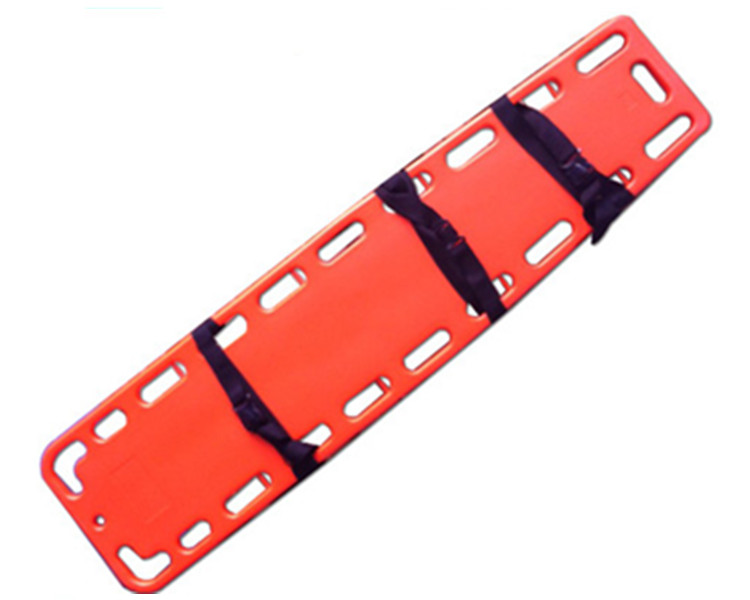 DW-PE CE Approved PE Plastic Patient Transfer Waterproof Spine Board