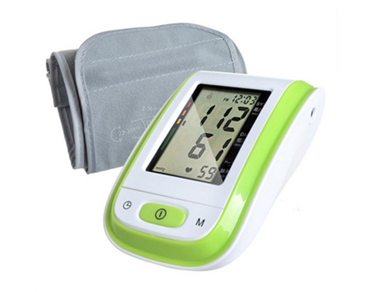Light-weighted Emergency Arm Blood Pressure Monitor