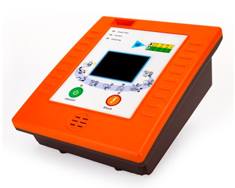 Portable Medical Emergency Defibrillator