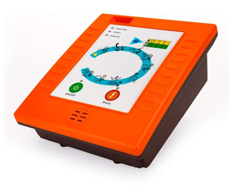 Automatic First-aid Hospital Defibrillator