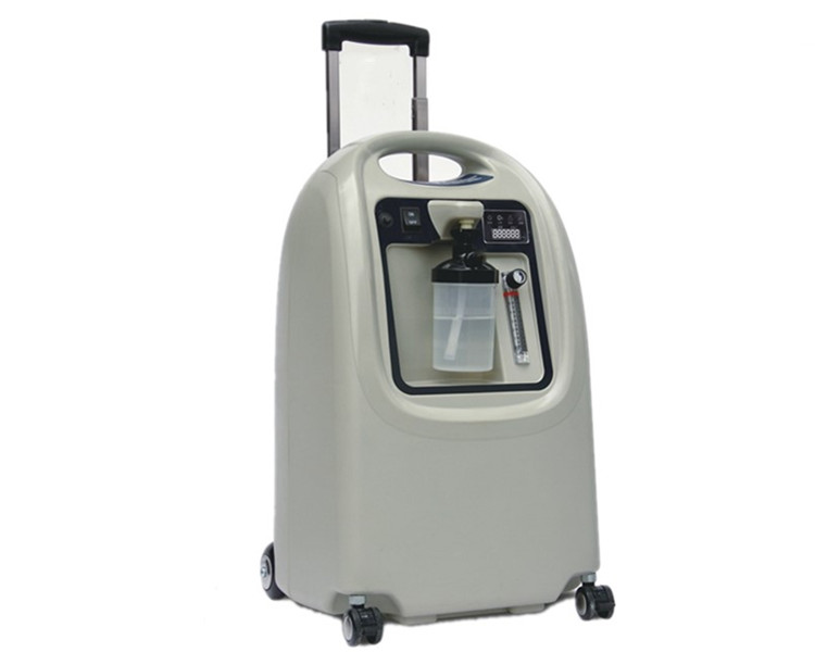 Separate Oxygen Concentrator Machine with Bar