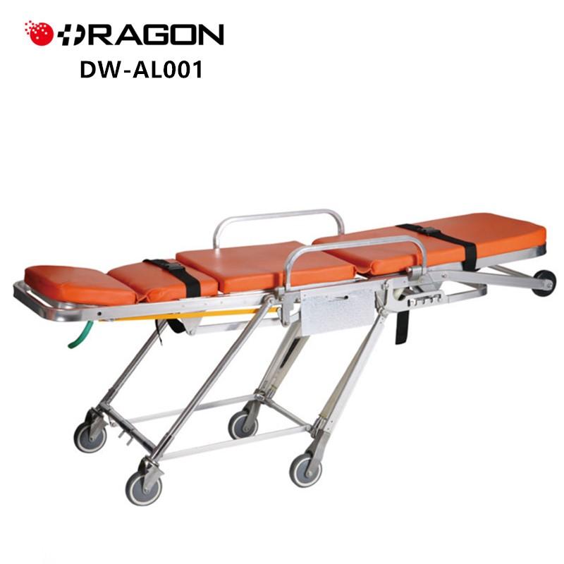 DW- AL004 hodpital ambulance emergency bed to transport patients