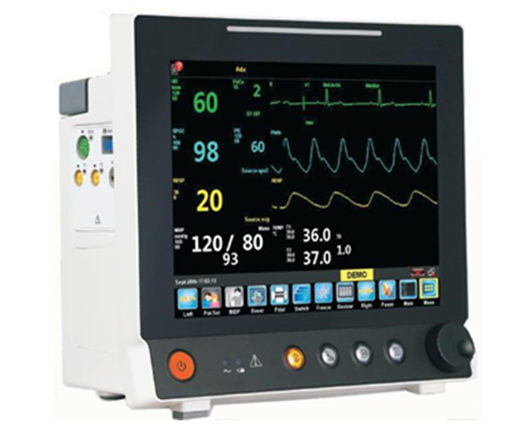 Medical ICU Patient Monitor