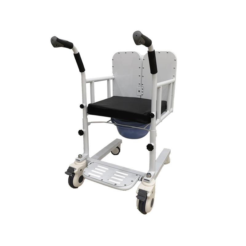 Multifunction Patient Transfer Commode Chair
