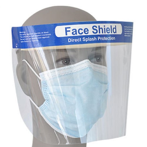 DW-FS301 Disposable Full Cover Protective Helmet