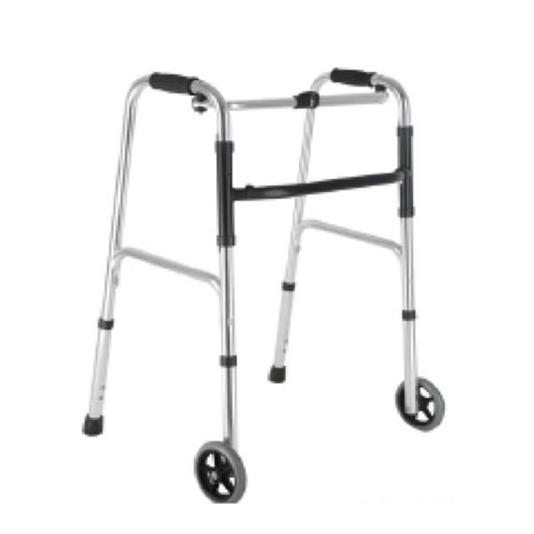 Steel Walker withTwo Wheels