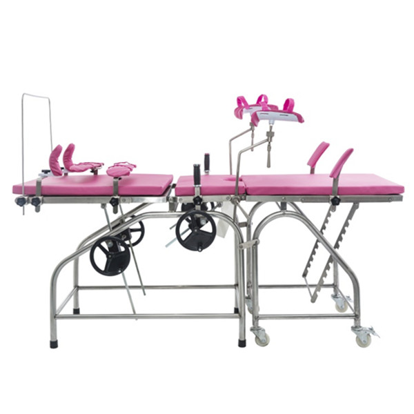 Hospital Manual Obstetric Table