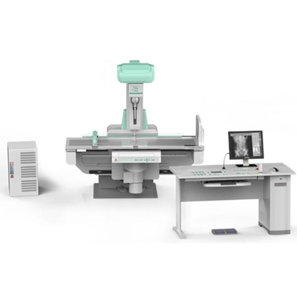 Radiography Fluoroscopy Digital X-Ray Machine