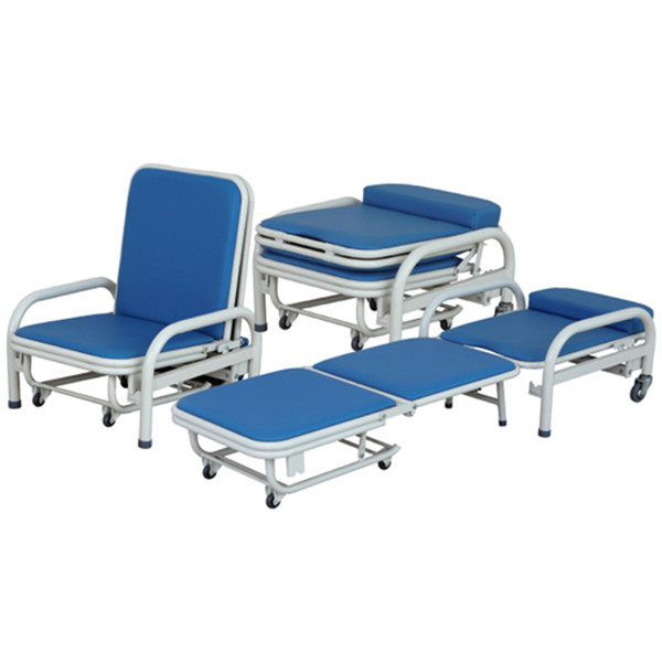 Medical Foldaway Accompanying chair