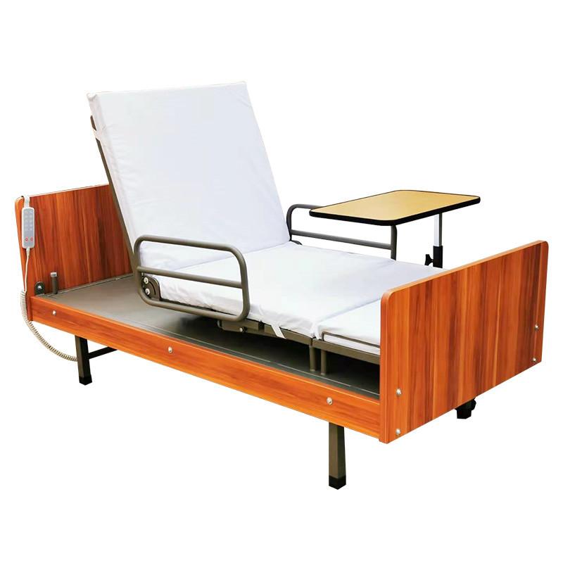 Electric Functional Rotating Nursing Bed