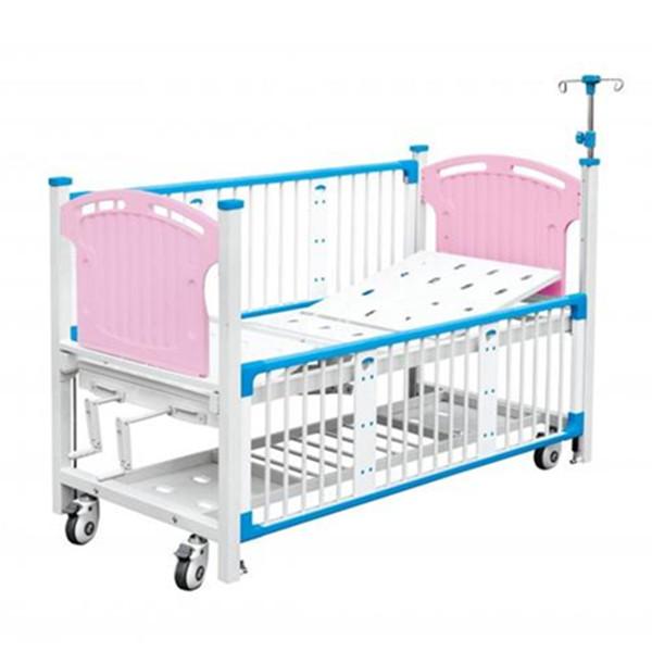 Medical Luxury High Guardrail Multifunctional Children Bed