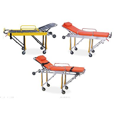 DW-SS002 Aluminum alloy light weight ambulance stretcher