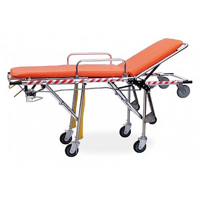 DW-SS003 Aluminum Alloy Ambulance Stretcher