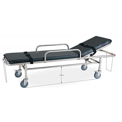 DW-SS005 Stainless Steel Ambulance Stretcher