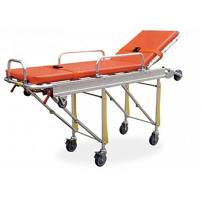 DW-AL004 Aluminum Alloy Ambulance Stretcher