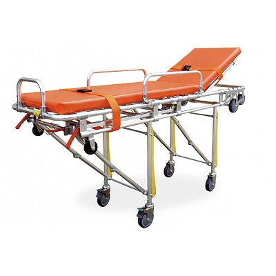 DW-AL005 Aluminum alloy ambulance stretcher