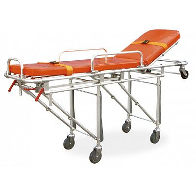 DW-AL007 Aluminum alloy ambulance stretcheR