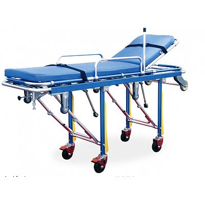 DW-AL008 Aluminum Alloy Ambulance Stretcher