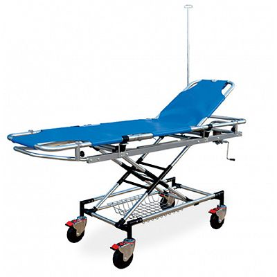 DW-ST010 Aluminum Alloy Emergency Bed