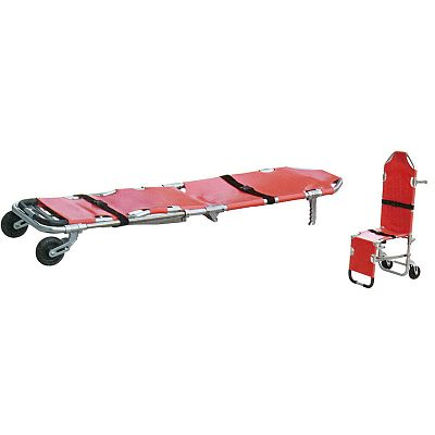 DW-F009 Aluminum Alloy Folding Stretcher