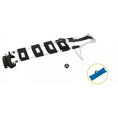 DW-FA004 For Adult Aluminum Alloy Traction Splint Set