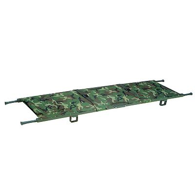 DW-F010 Aluminum alloy folding stretcher