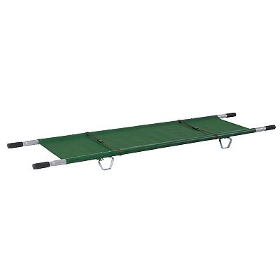 DW-F004 Ambulance ArmyGreen Military Folding Stretcher