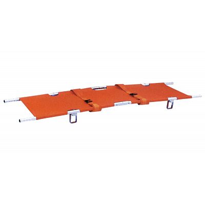 DW-F002X Hospital ambulance aluminum alloy fold emergency stretcher