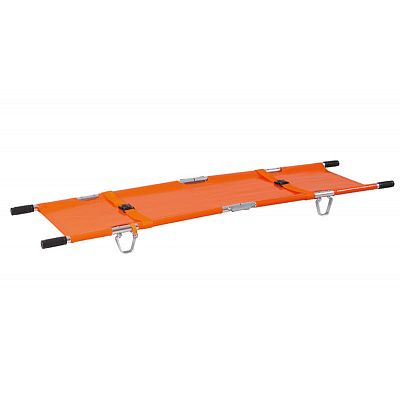 DW-F002 Aluminum alloy folding stretcher