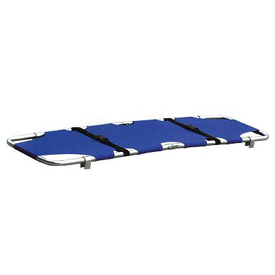 DW-F001X Aluminum alloy folding stretcher