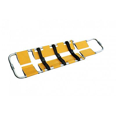 DW-SC005 Hospital Emergency Aluminum Alloy Scoop Stretcher