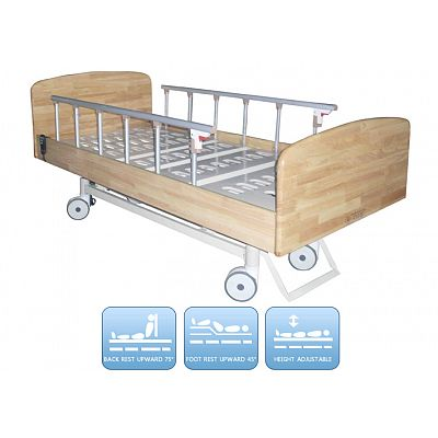 DW-BD134 Electric nursing bed  with three function