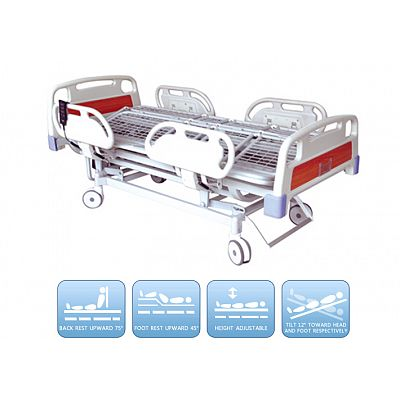 DW-BD138 ABS Electric turnable bed