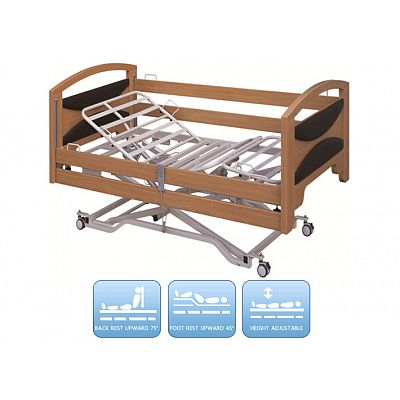 DW-BD142 Electric nursing bed with three functions