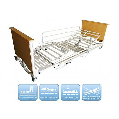 DW-BD143 Electric nursing bed with five functions