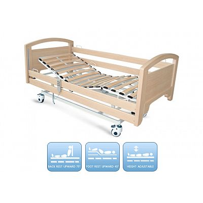 DW-BD144 Electric nursing bed with three functions