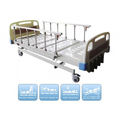 DW-BD146 Manual bed with five functions