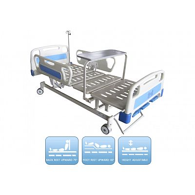 DW-BD147 Manual bed with three functions