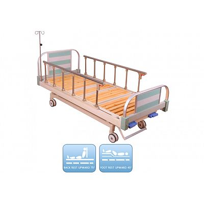 DW-BD166 Manual bed with two functions
