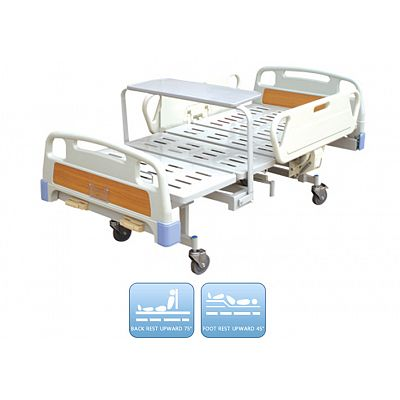DW-BD169 Manual bed with two functions