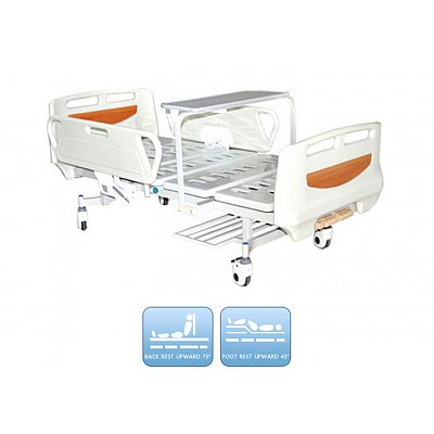 DW-BD175 Manual Bed With Two Functions