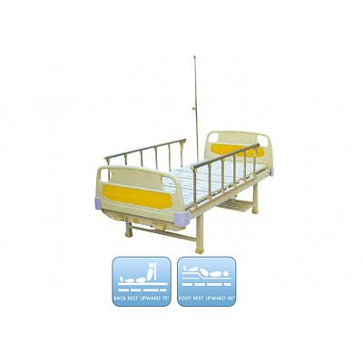 DW-BD176 Manual Bed With Two Functions