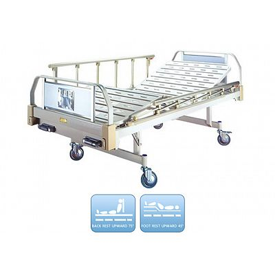 DW-BD177 Manual Bed With Two Functions