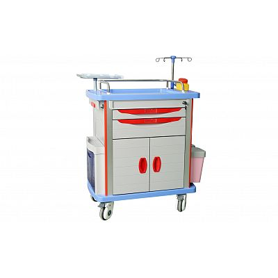 DW-ET002 Emergency Trolley